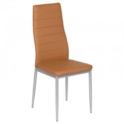Стол за трапезария 310 кафяв