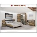 Спален комплект City 7051