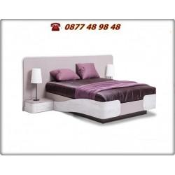 Легло със заоблени ръбове Аура