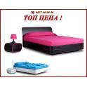 Легло със заоблени ръбове Нордик / Nordic