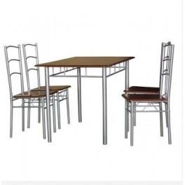 Маса и четири стола комплект