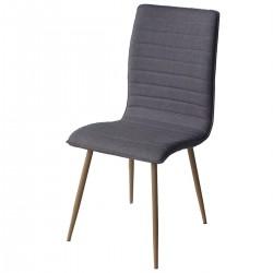 Стол за трапезария 768 светло сив